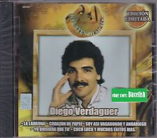 Diego Verdaguer 20 Kilates Musicales  CD New Nuevo sealed