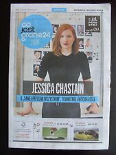 CO JEST GRANE Mag.JESSICA CHASTAIN,Damon Albarn,Kings Of Leon,Years & Years,Dali