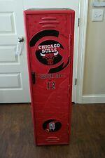 Vintage Chicago Bulls #23 Jordan Storage Locker By Suncast Corp