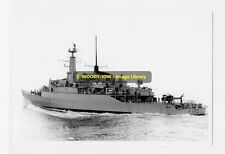 rp4825 - Royal Navy Warship - HMS Antelope F170 from Green Rover - photo 6x4
