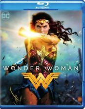 Wonder Woman (Blu-ray, 2017) Brand New/Sealed