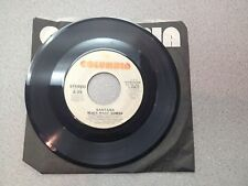 SANTANA BLACK MAGIC WOMAN 7'' VINYL 1977 COLUMBIA RECORDS 3-10677