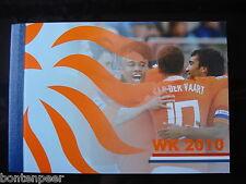 PRESTIGEBOEKJE PERSOONLIJK NR. PP 24 WK 2010 ZUID AFRIKA CAT.WRD. 20,00 EURO