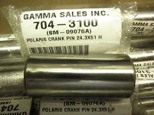 2 POLARIS CRANKSHAFT PINS 24.3 X 51 mm  CRANK  PINS