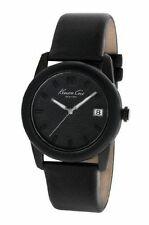 Kenneth Cole Stainless Steel Case Adult Unisex Wristwatches