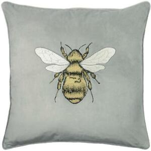 Riva Hortus Cushion Cover in Silver Grey 50 x 50 cm