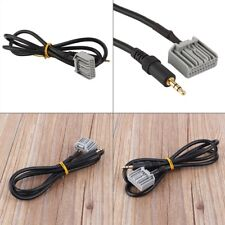 3.5mm Audio GPS Cables AUX Adapter For Honda Civic 2006-2013 Input Connector AP