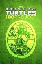 THE TEENAGE MUTANT NINJA TURTLES 100 PROJECT SOFTCOVER