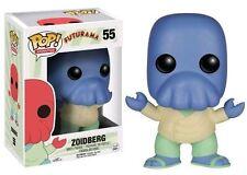 Futurama 6953 Pop Vinyl Alternate Universe Blue Zoidberg Toy