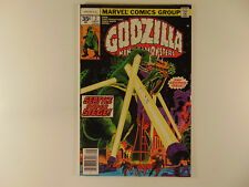 Godzilla King of the Monsters #2 Sept 1977 rare 35 cent version hard to find