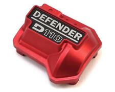 RC4VVVC0480 RC4WD CChand Traxxas TRX-4 Defender D110 Diff Cover (Red)