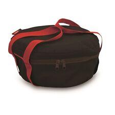 Campfire Camp Oven Storage Bags-Jumbo Cast Iron Single Jaffle Storage Bag