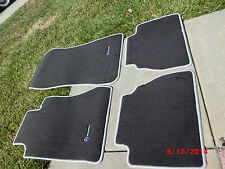 1996-2002 Mercedes-Benz E55 AMG FLOOR MAT MATS W210 E320 E430 E420 ORIGINAL NEW