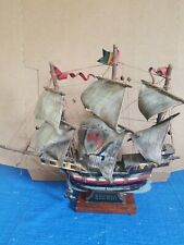 Albatoross Schooner Vintage Model Scale Ship