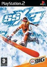 SSX 3 (PS2) VideoGames