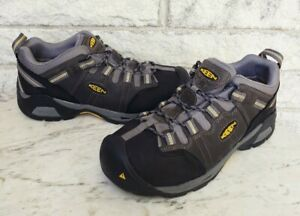 Keen Utility Mens Detroit XT ESD Size 10 EE Soft Toe Work Boots 1020034 Magnet