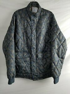 Urban Outfitters Quilted Paisley Jacket Size M NWT