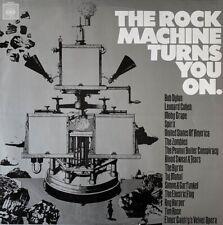 V/A - The Rock Machine Turns You On (LP) (VG-/G-VG)