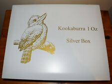 Ultimate Coin Collection 1990-2019 Perth Mint Kookaburra Silver Collection-Cased