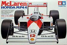 Tamiya 1/20 McLaren Honda MP4 / 4 1/20 Grand Prix Collection: 20022 JAPAN [55l]