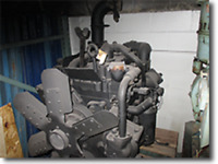 CAT 3304PC Diesel Engine. All Complete and Run Tested.