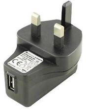 USB Power Supply Usb Plug Adaptor 6W, 5V, 1.2A AC-DC Plugtop Power Supply