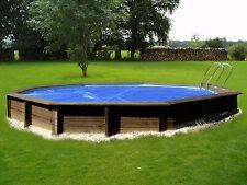 Copertura isotermica per piscina rotonda con diametro 460 cm