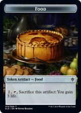 Food Token (015) x4 - Throne of Eldraine - NM-Mint, English - Throne of Eldraine