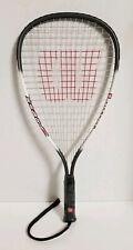 """Wilson Xpress Racquetball R0070 Racquet 3 7/8"""" Grip"""