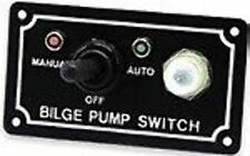 Boater Sports 3-Way Bilge Pump Switch.On/Off/Auto Positions - 57444 Marine MD