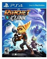 PLAYSTATION 4 - PS4 RATCHET & CLANK BRAND NEW