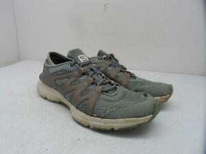Salomon Women's CROSSAMPHIBIAN SWIFT 2 Athletic Shoes Blue/Brown Size 6M
