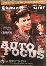 AUTO FOCUS True Story of the scandal that rocked Hollywood  DVD