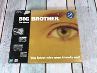 Big Brother The Game Board Game TV Show Hasbro BRAND NEW