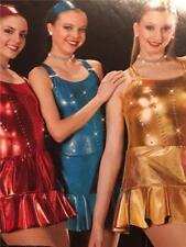 Dance Costume  Jazz Tap Skate pageant Hot Stuff
