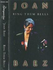 JOAN BAEZ RING THEM BELLS CASSETTE GRAPEVINE GRAMC208 LIVE RECORDING FOLK ROCK