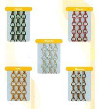 Tenda da Uscio Catenella Alluminio su Misura Moschiera Zanzariera vari Colori