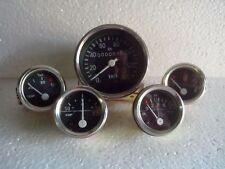 Mahindra Jeep CJ340, CJ540, MM540 indicateur de vitesse temp huile carburant Amp Gauge