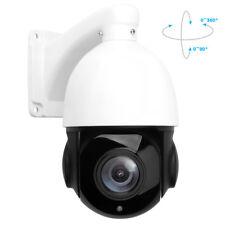 HD 1080P 2MP Outdoor IP Camera 30X Zoom Waterproof PTZ Speed Dome Cameras CMOS