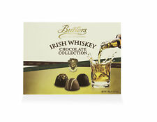 Butlers Irish Whiskey Chocolate Collection of 6 Varieties, 190g Box