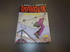 DIABOLIK R SECONDA RISTAMPA SERIE BIANCA N.386.COLPO A SORPRESA.ASTORINA.1994