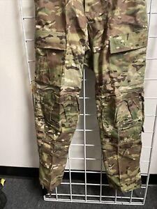 Multicam OCP Army Combat Pants w Knee Pad Slots Flame Resistant Medium Regular