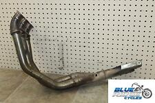07 TRIUMPH SPRINT 1050 ST ABS OEM EXHAUST HEADER PIPES MANIFOLD -STOCK OEM