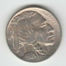1914 D Almost UNC AU Buffalo Nickel 5C