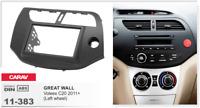 CARAV 11-383 2Din Marco Adaptador Kit de Radio GREAT WALL Voleex C20 2011+