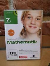 NEUWERTIG Cornelsen Lernvitamin Mathematik 7. Klasse Gymnasium Realschule
