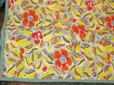 POTTERY BARN Foundations Scalloped Patchwork Euro Sham 26x26 Yellow Blue Orange