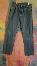 Levis 501 Button Fly Straight Leg 36 X 36 Vintage 90s/2000s