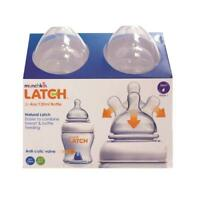 Munchkin Latch Bottle twin 4oz 120ml unti colic  baby