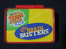 KFC Travel Across the USA Brain Busters Card Game
